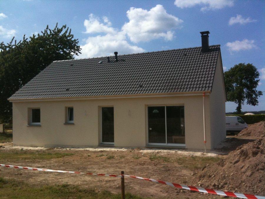 Maison individuelle en vente fay 90 m 140 554 for Maison individuelle a acheter
