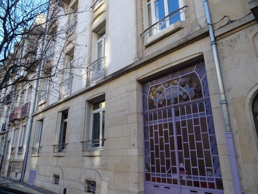 Studio à louer F1 à Nancy-Poincaré - Foch - Anatole France - Croix de Bourgogne
