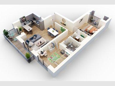 Wohnung zum Kauf 2 Zimmer in Esch-sur-Alzette - Ref. 5997918
