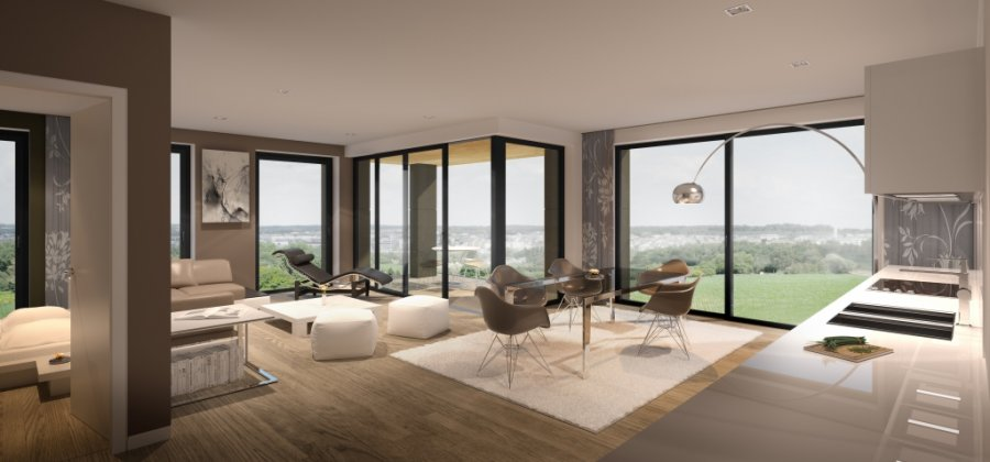 acheter appartement 2 chambres 87.96 m² luxembourg photo 2