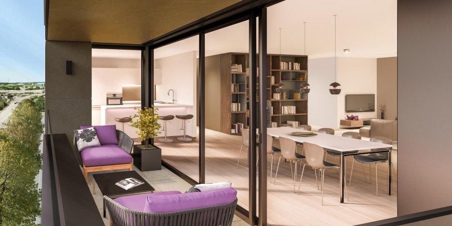 wohnung kaufen 2 schlafzimmer 87.96 m² luxembourg foto 4