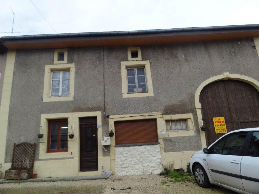 Maison à vendre F5 à Beaufort en argonne