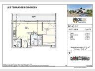 Appartement à vendre F2 à Terville - Réf. 7071582