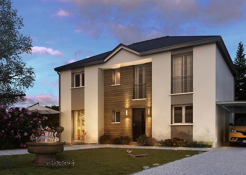 acheter maison individuelle 5 pièces 100 m² colmar photo 3