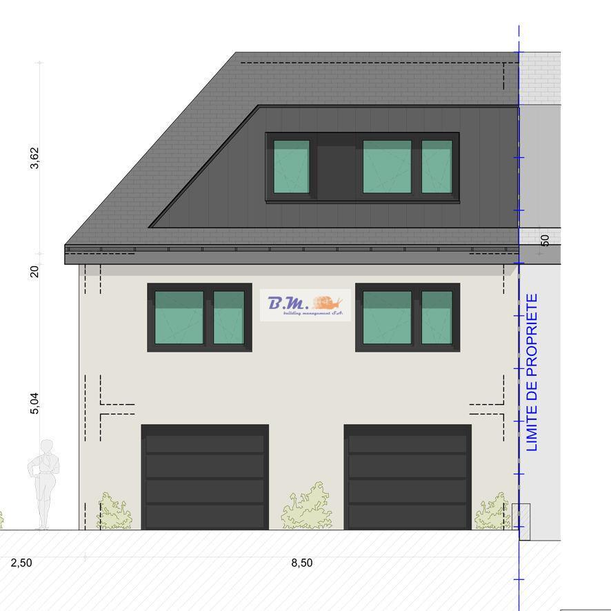 acheter appartement 2 chambres 85 m² dudelange photo 2