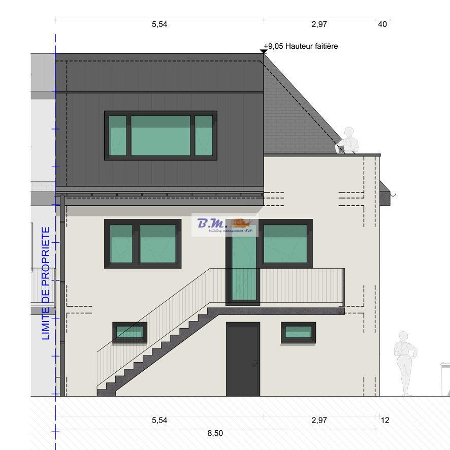 wohnung kaufen 2 schlafzimmer 85 m² dudelange foto 3