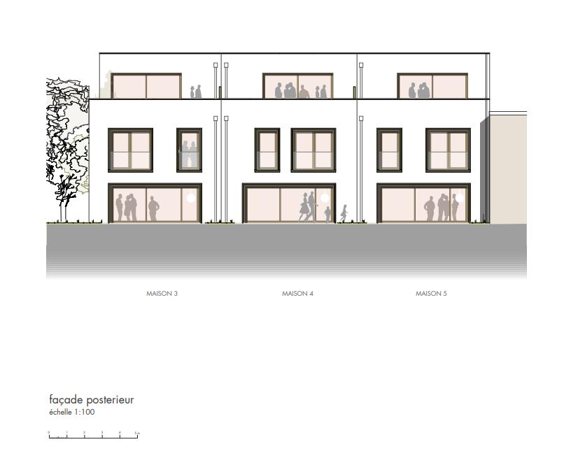 acheter maison mitoyenne 4 chambres 209.27 m² dudelange photo 4