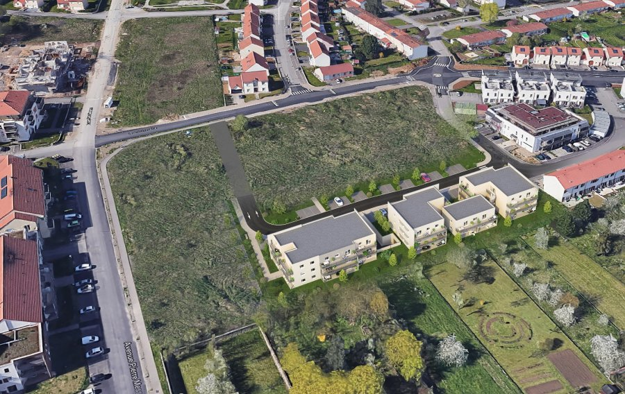 acheter appartement 3 pièces 64.2 m² woippy photo 5