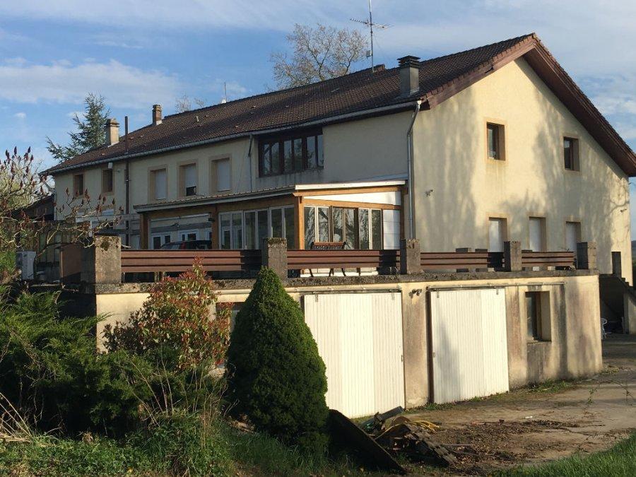Immeuble de rapport à vendre F19 à Brulange