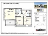 Appartement à vendre F3 à Terville - Réf. 7071598