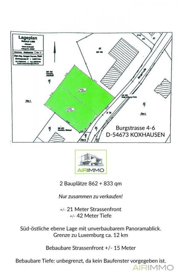 bauland kaufen 0 zimmer 1695 m² koxhausen foto 2
