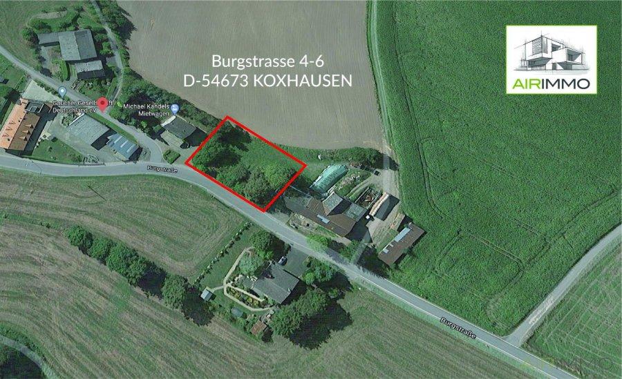 bauland kaufen 0 zimmer 1695 m² koxhausen foto 1
