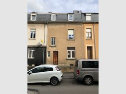 Terraced for sale 3 bedrooms in Luxembourg-Bonnevoie - Ref. 6703726