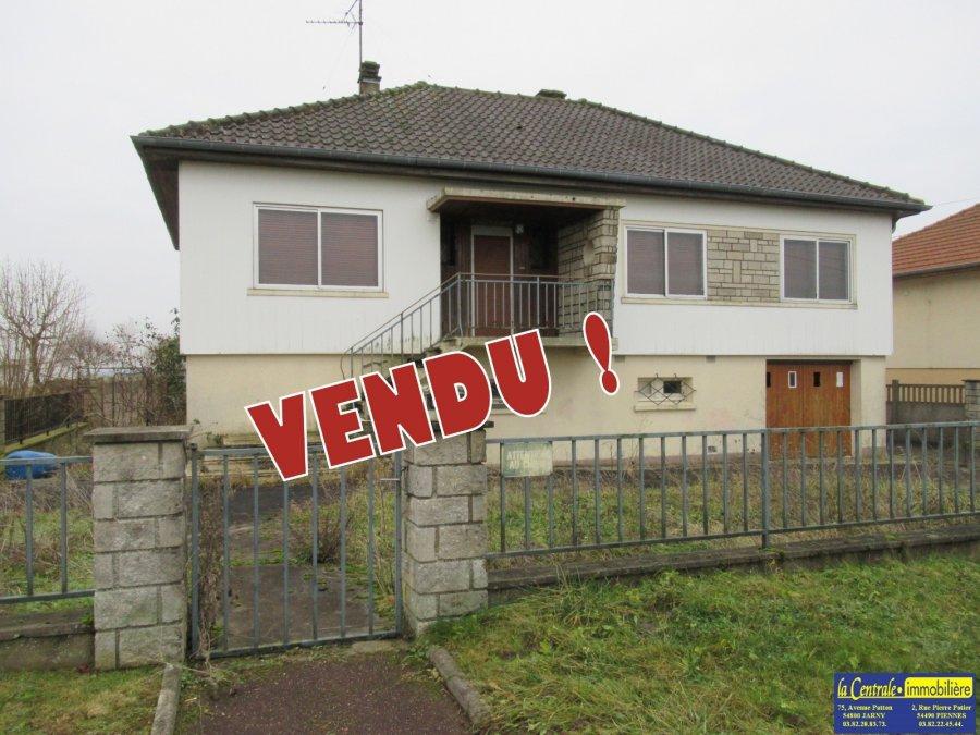 acheter maison individuelle 7 pièces 125 m² dommary-baroncourt photo 1