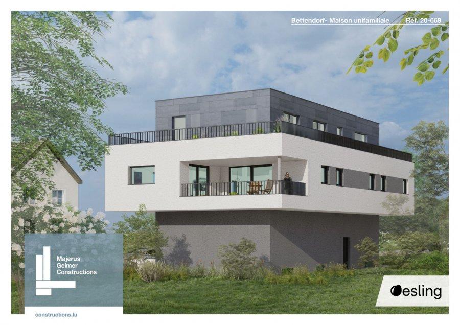 acheter maison individuelle 4 chambres 328 m² bettendorf photo 3