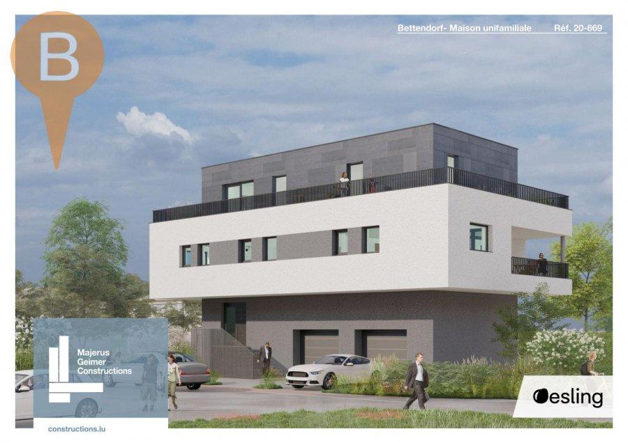 Maison individuelle à Bettendorf