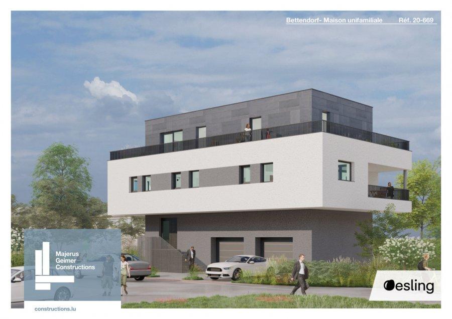acheter maison individuelle 4 chambres 328 m² bettendorf photo 1