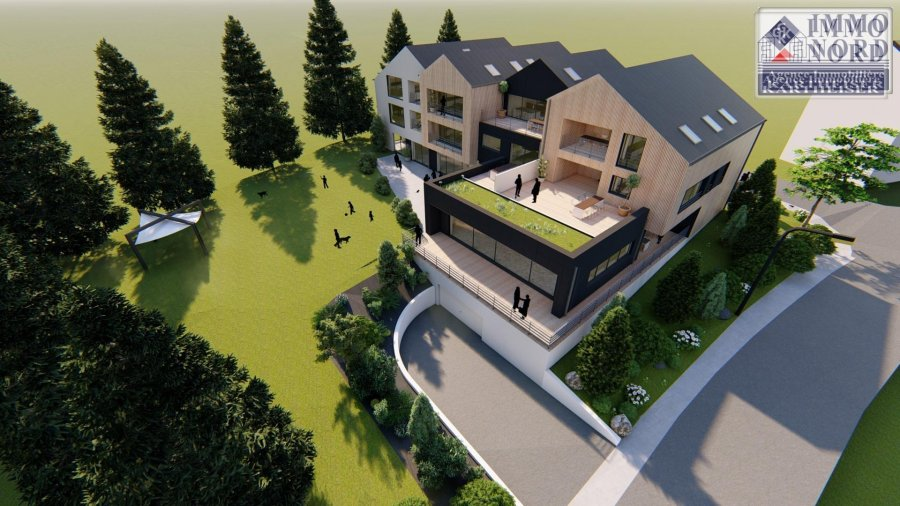 acheter résidence 0 chambre 158.6 à 162.62 m² boulaide photo 1