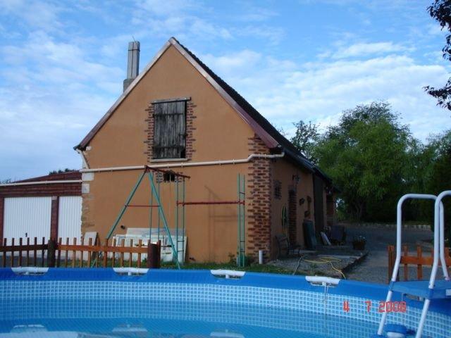 Maison à vendre F8 à Tresson