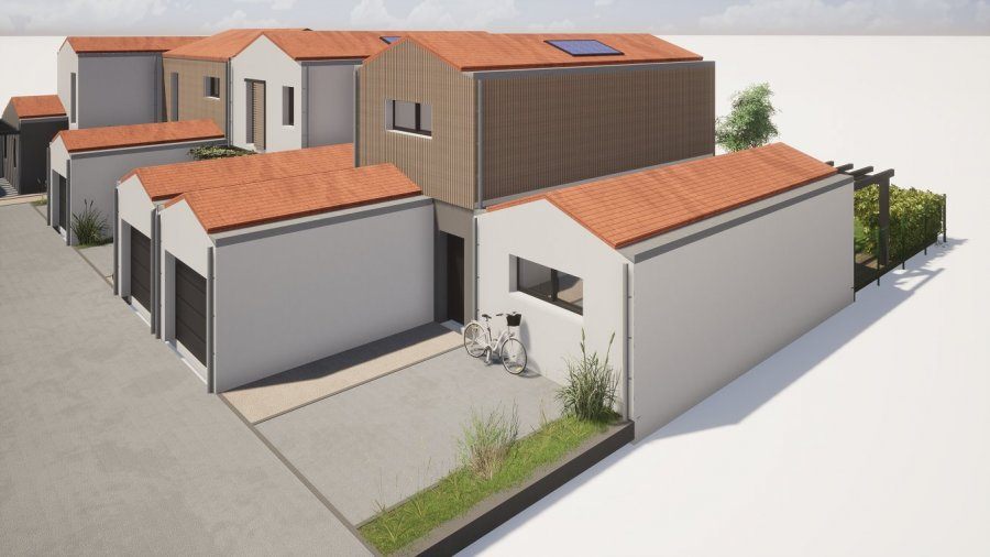 acheter maison 4 pièces 95 m² les sables-d'olonne photo 2
