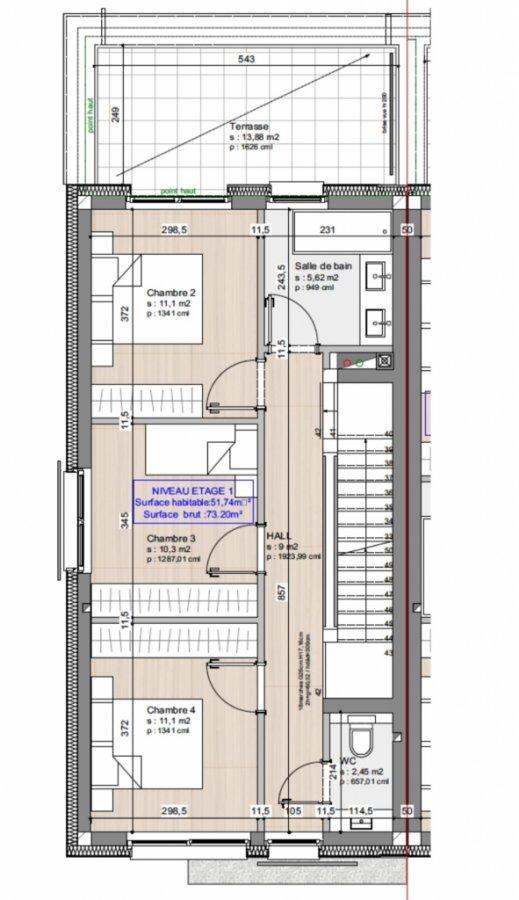 acheter maison mitoyenne 4 chambres 156.4 m² sanem photo 4