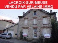 Maison à vendre F8 à Lacroix-sur-Meuse - Réf. 4968046