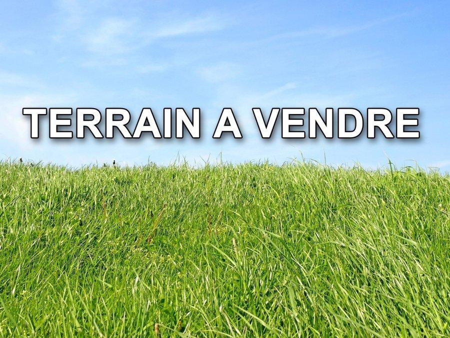 Terrain constructible à vendre à Montigny sur Chiers