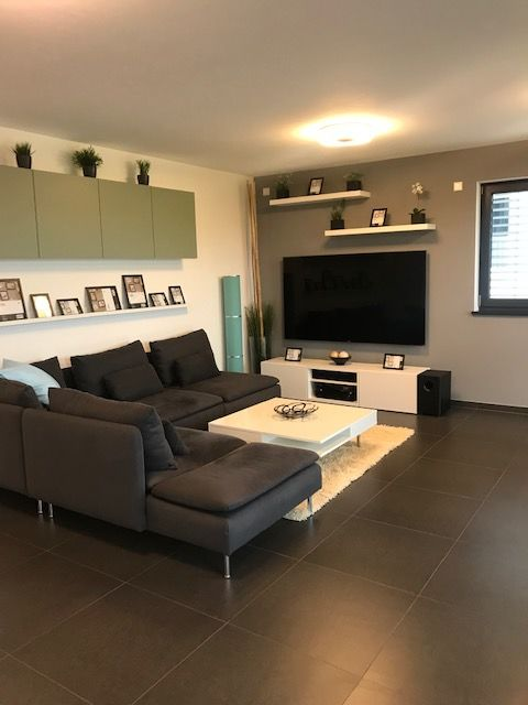Appartement à louer 2 chambres à Luxembourg-Cessange