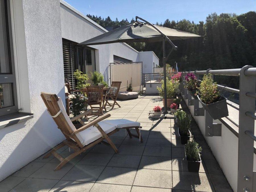Penthouse à louer à Luxembourg-Dommeldange