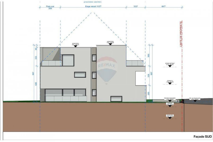 Maison à vendre 4 chambres à Frisange