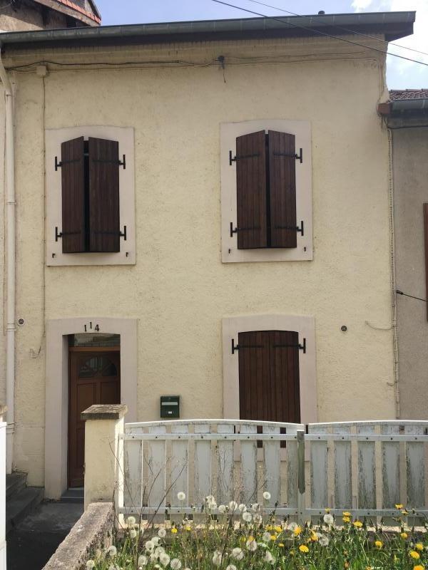 acheter maison 3 pièces 75 m² moutiers photo 2
