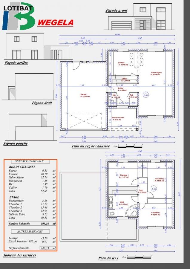 acheter maison individuelle 6 pièces 103 m² sancy photo 3