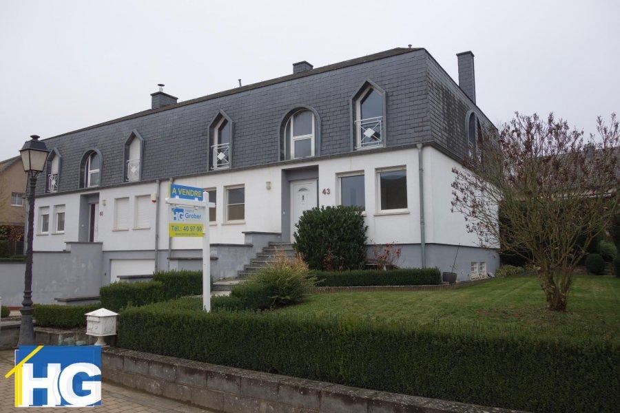 acheter maison individuelle 3 chambres 180 m² hobscheid photo 1