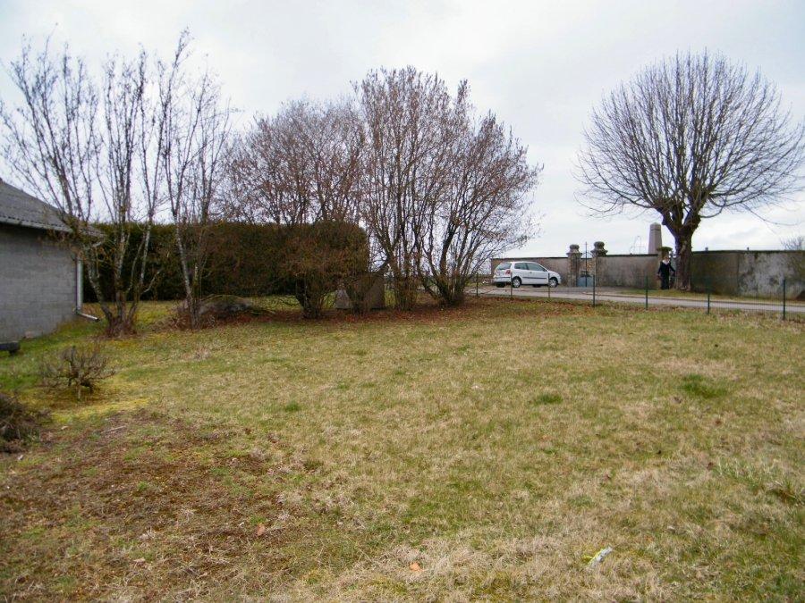 Terrain constructible à vendre à Bréhain-la-Ville