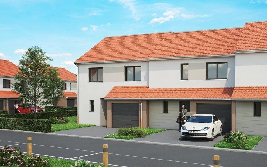 acheter maison mitoyenne 5 pièces 97.15 m² woippy photo 1