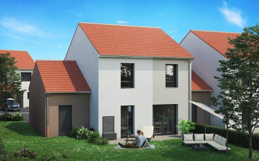 acheter maison mitoyenne 5 pièces 97.15 m² woippy photo 3