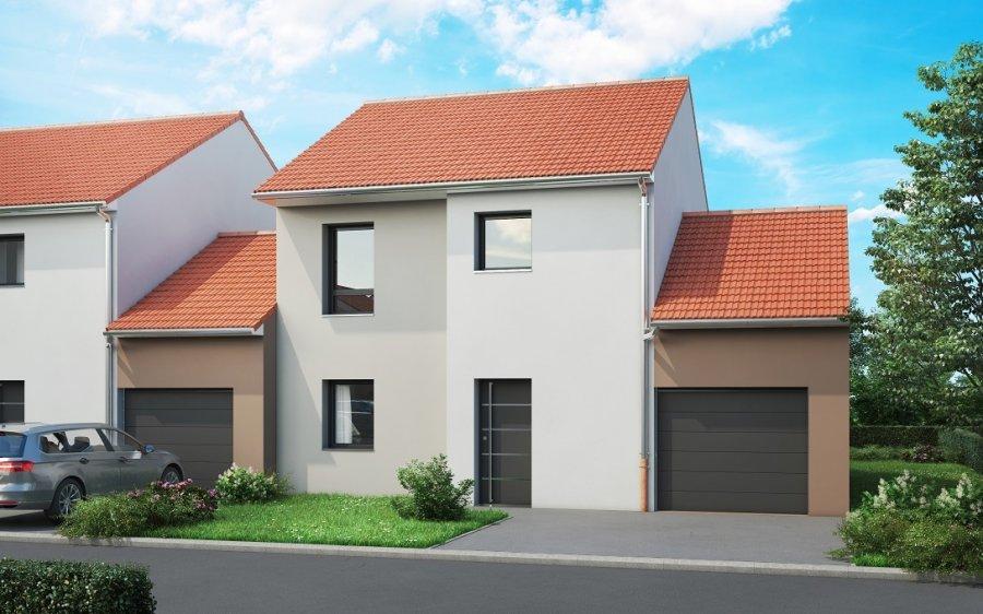 acheter maison mitoyenne 5 pièces 97.15 m² woippy photo 4
