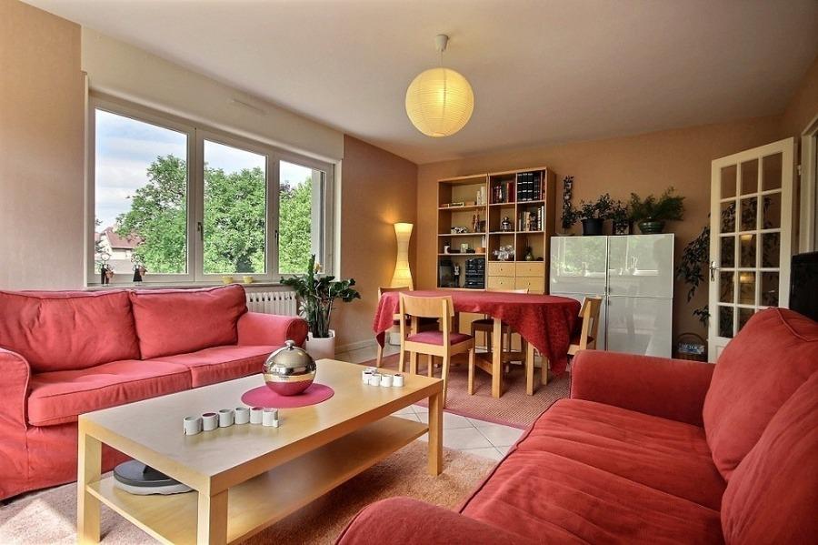 Appartement à vendre F4 à HAUT DE QUEUELEU