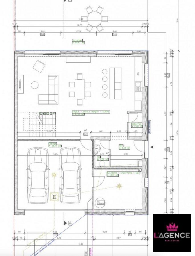 acheter terrain constructible 0 chambre 0 m² wahl photo 2