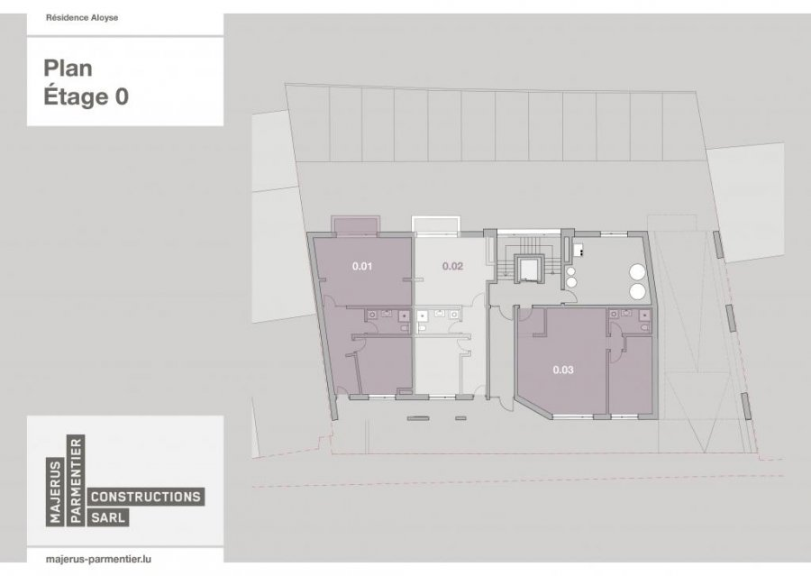 acheter résidence 0 chambre 67.1 à 115.38 m² clervaux photo 4