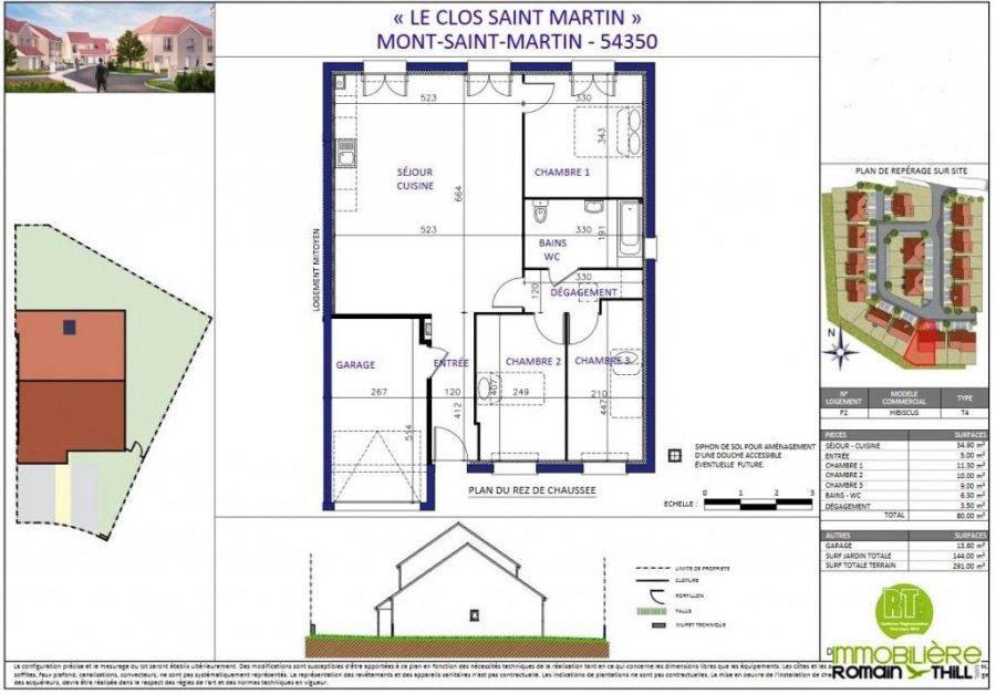 acheter maison jumelée 0 pièce 80 m² mont-saint-martin photo 4