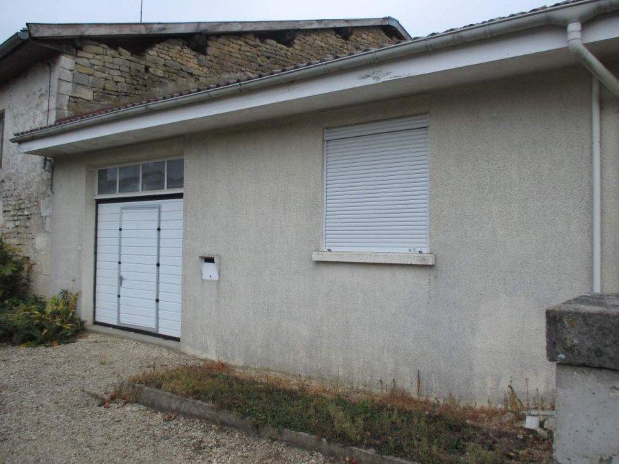 Maison à vendre F6 à Beaufort en argonne