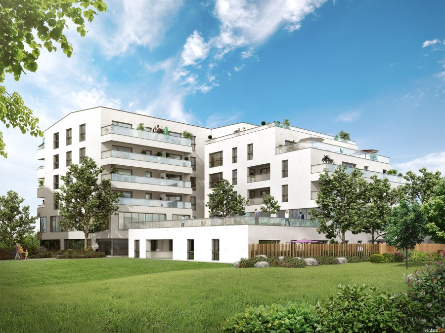 acheter appartement 2 pièces 39 m² saint-herblain photo 1