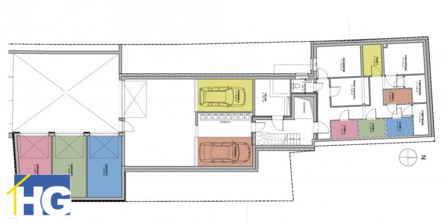 acheter fond de commerce 1 chambre 63.17 m² hobscheid photo 6