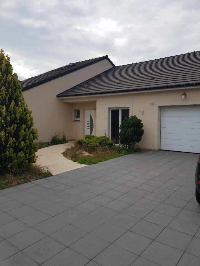 Maison individuelle à vendre F7 à amneville