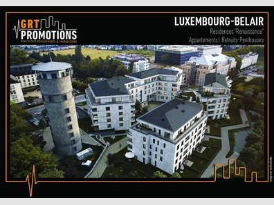 Apartment for sale 1 bedroom in Luxembourg-Belair - Ref. 6880398