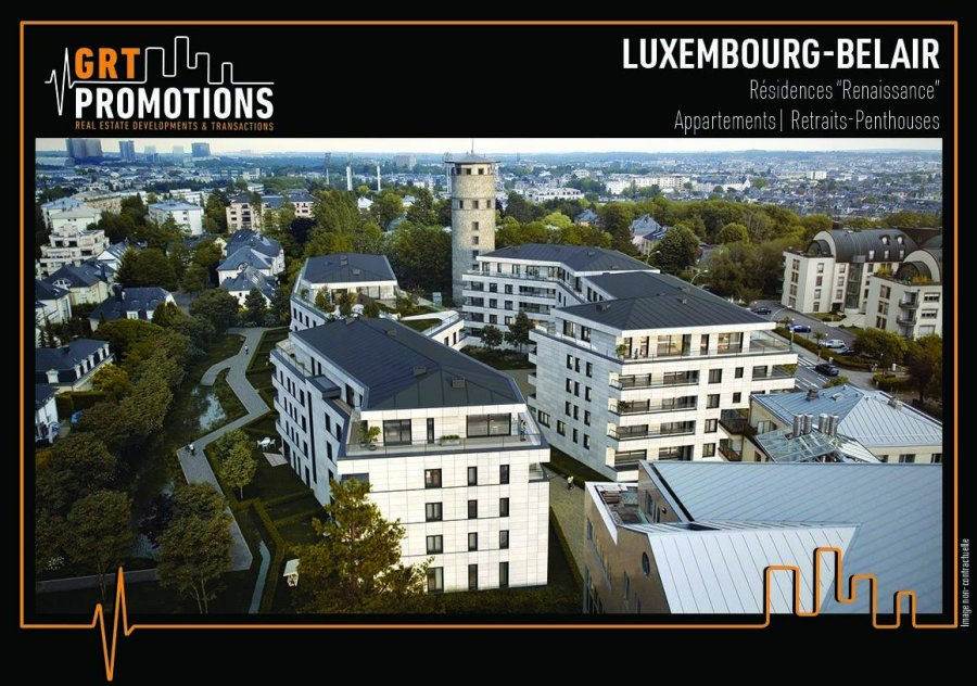 acheter appartement 1 chambre 59.43 m² luxembourg photo 5