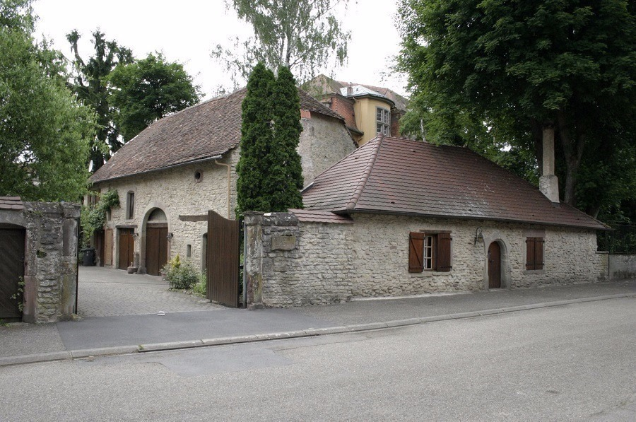Ferme en vente f n trange 2267 m 220 000 immoregion for Acheter maison luxembourg