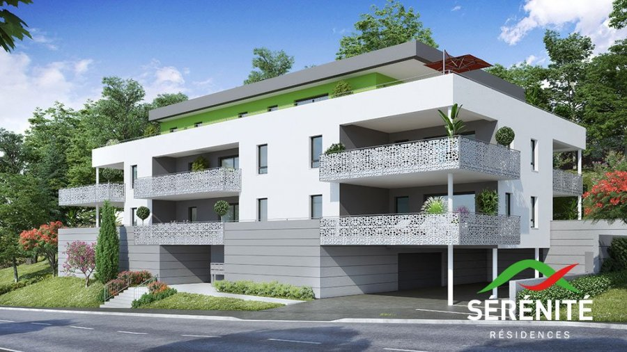acheter appartement 3 pièces 89 m² hégenheim photo 2