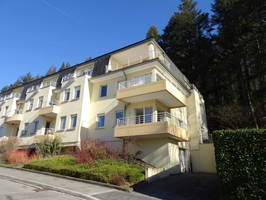Appartement à louer 2 chambres à Luxembourg-Dommeldange